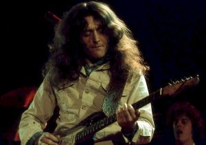 Rory Gallagher Photo Credit © Chris Nation