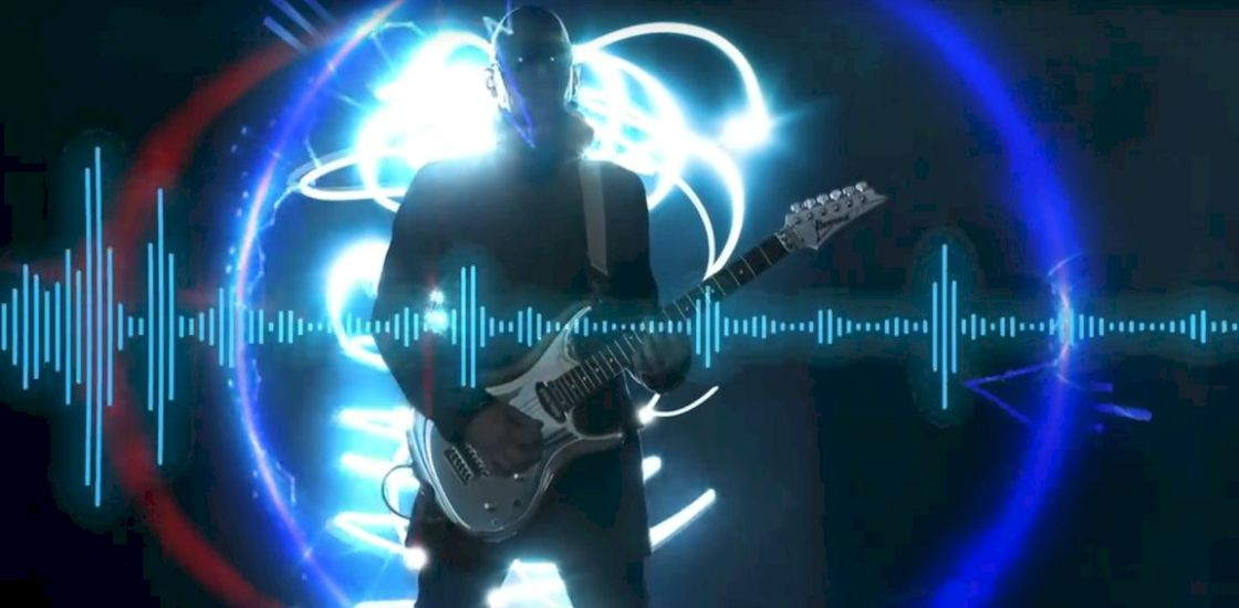 Shapeshifting Satriani