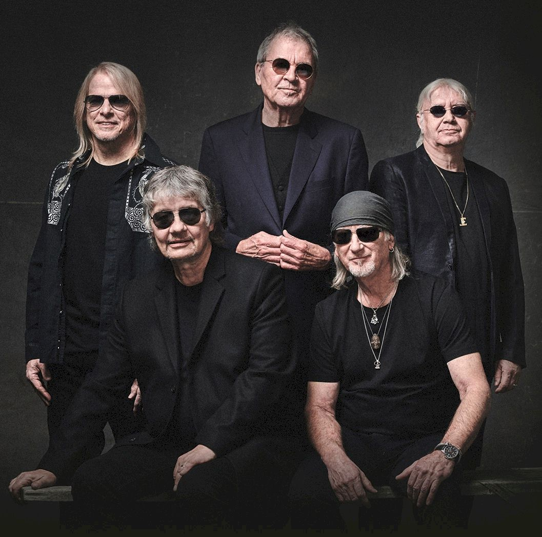 Deep Purple Photo Credit Ben Wolf