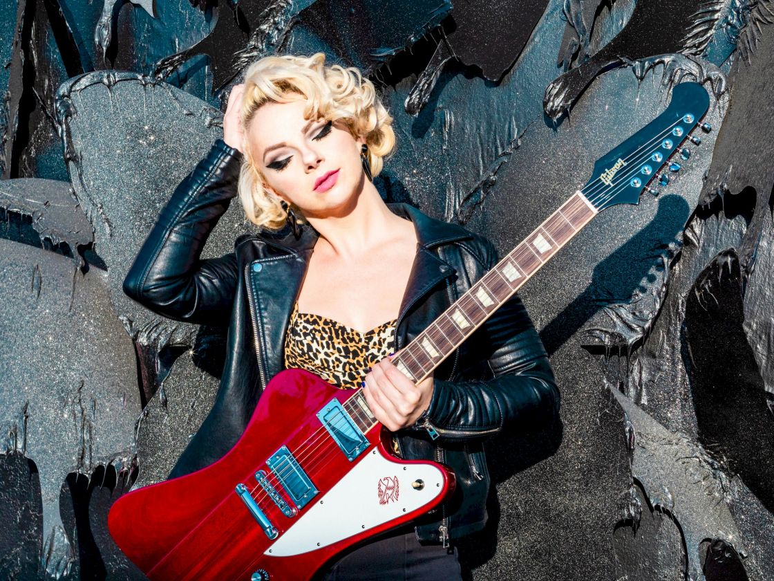 Samantha Fish Photo Credit Kaelan Barowsky