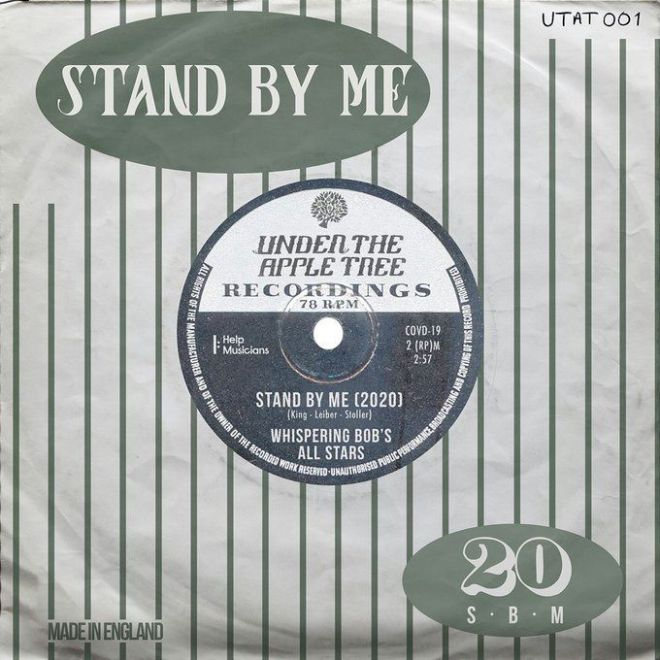 Stand By Me Whispering Bobs Allstars