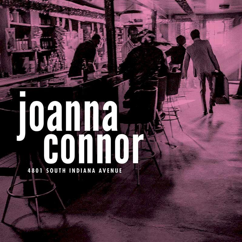 Joanna Connor album cover
