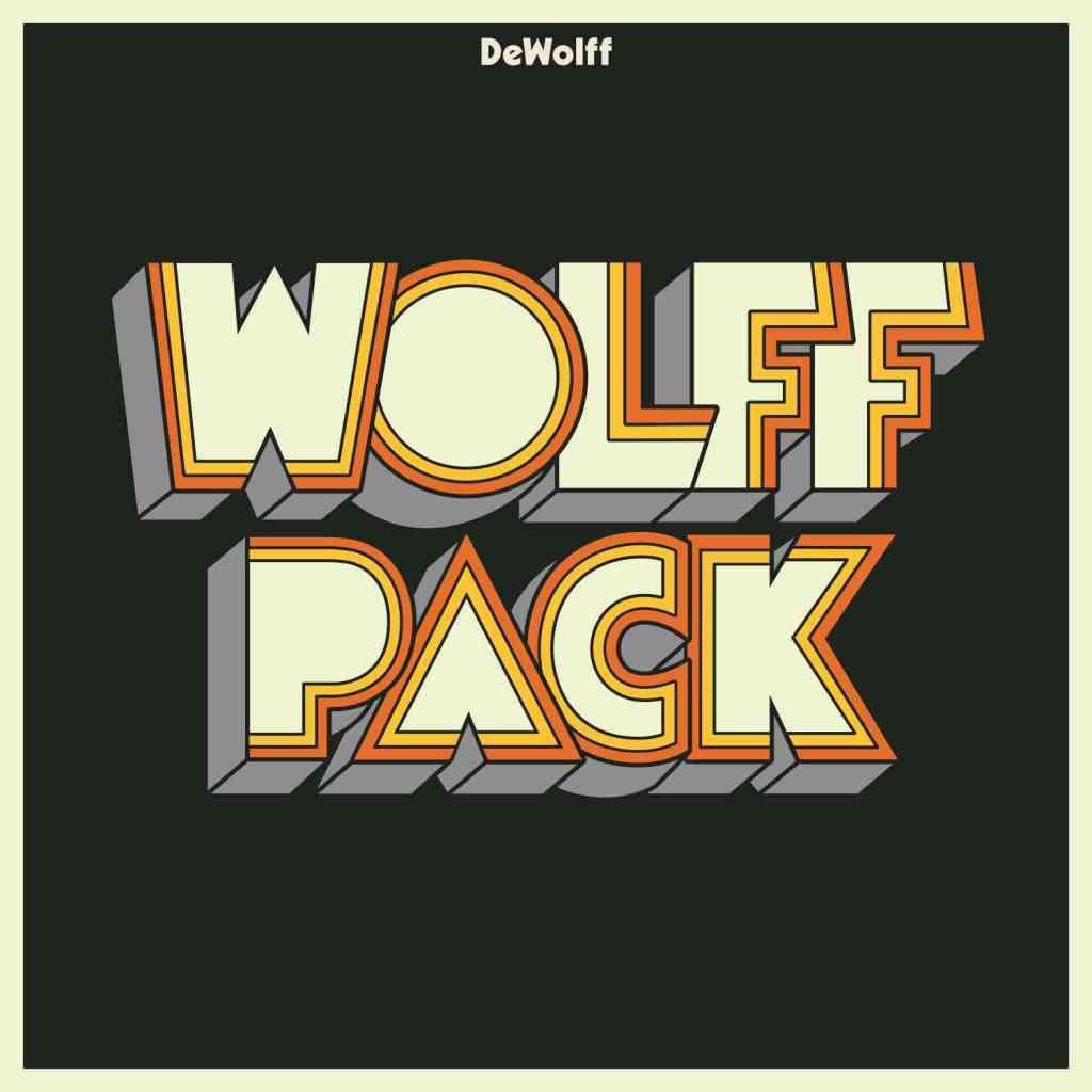 Wolffpack Album Cover