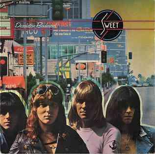 Original Cover - Desolation Boulevard