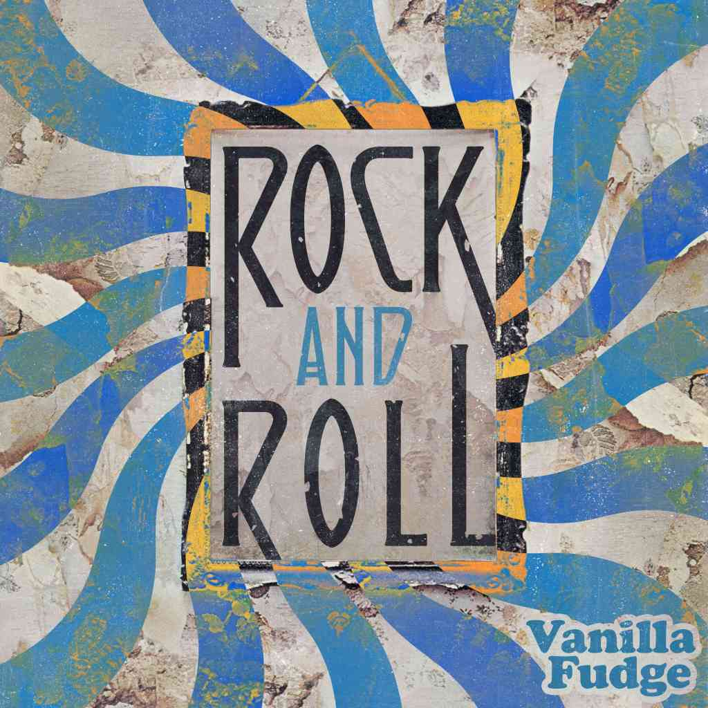 rock n roll single cover