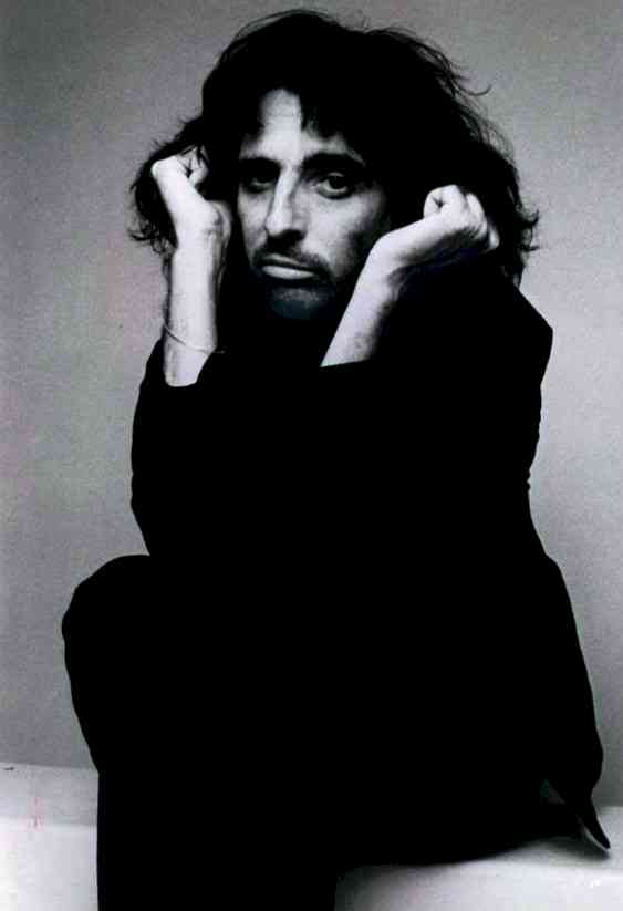 Cooper in 1978