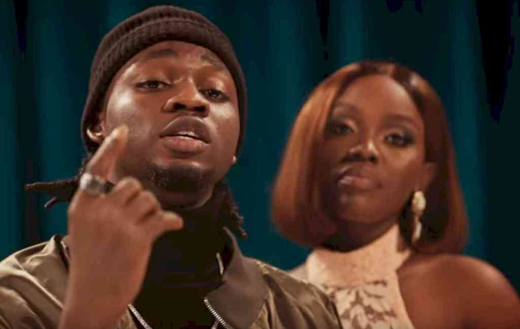 Gyakie & Omah Lay - Forever