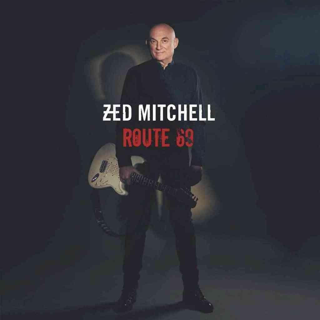 Zed Mitchell Album Cover