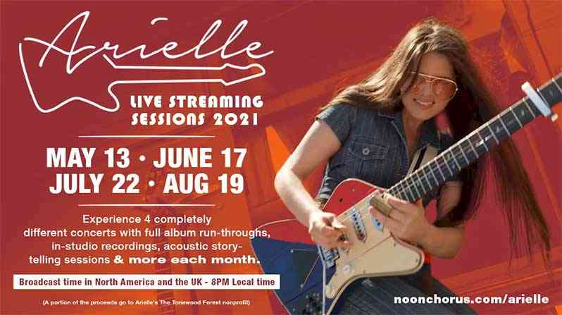Arielle Live Streaming