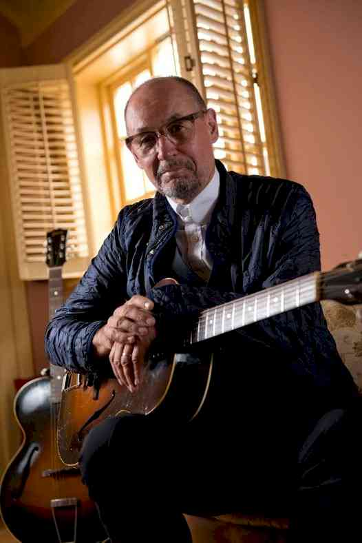 Guest Presenter Andy Fairweather Low