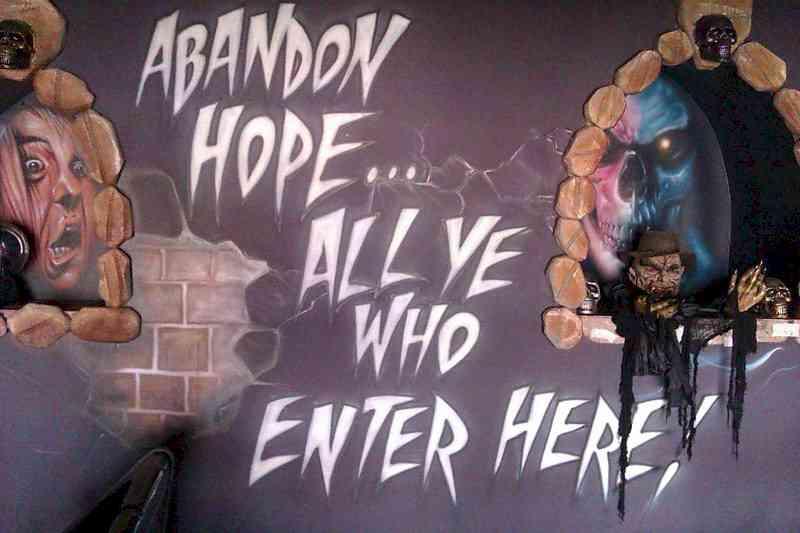 abandon hope