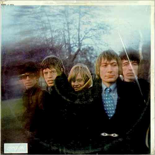 Between the Buttons sleeve