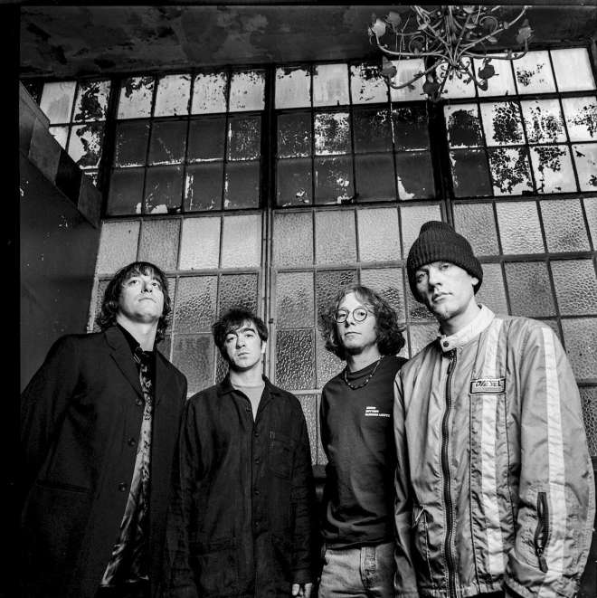 R.E.M Photo by Chris Bilheimer