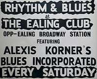 Alexis Korner at The Ealing Club