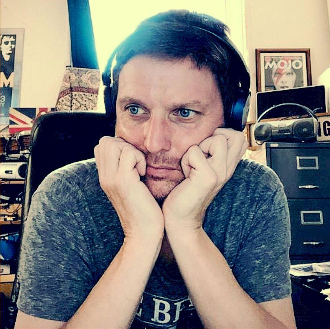 Adam Norsworthy pondering