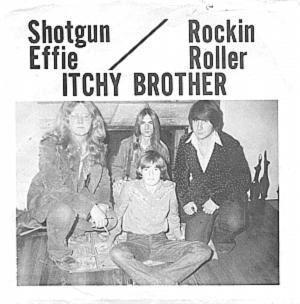 Shotgun Effie Itchy Brother