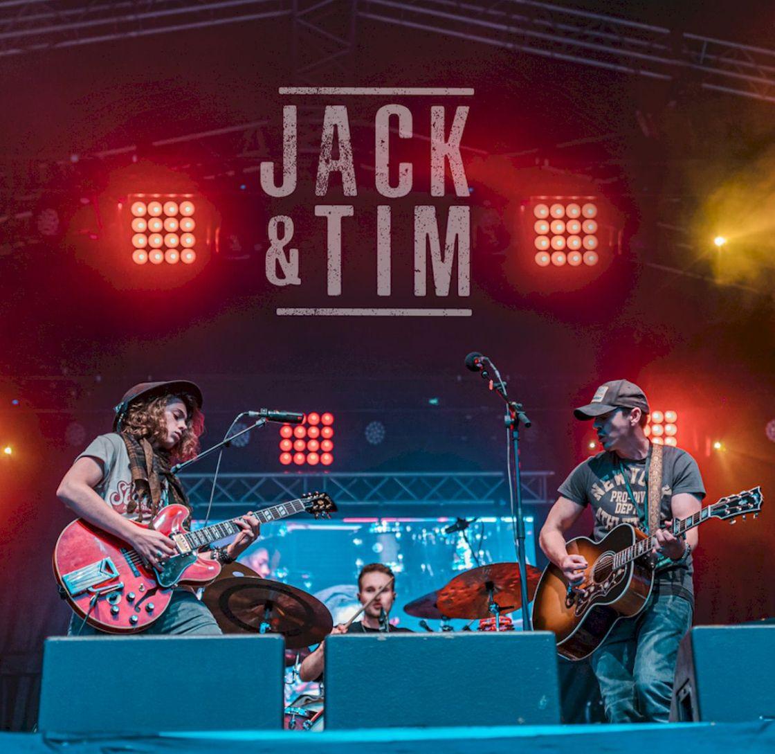 Jack + Tim